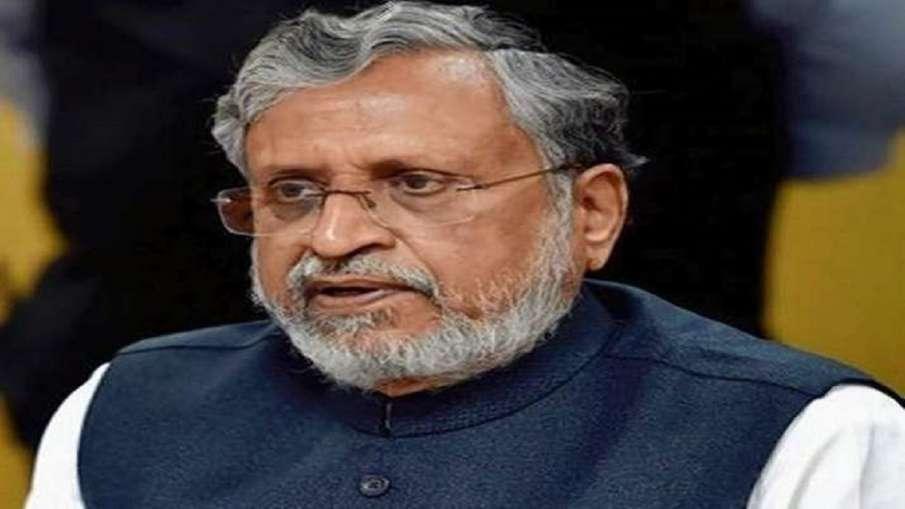 मजदूरों को जबरदस्ती रोकने की बात अफवाह, कर्नाटक में किसी को नहीं रोका गया: सुशील मोदी- India TV Hindi