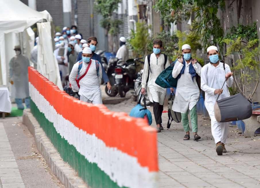 सुप्रीम कोर्ट, दलीलों, विदेशियों, तब्लीगी गतिविधियों- इंडिया टीवी हिंदी