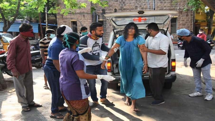 Visakhapatnam gas leak live updates- India TV Hindi