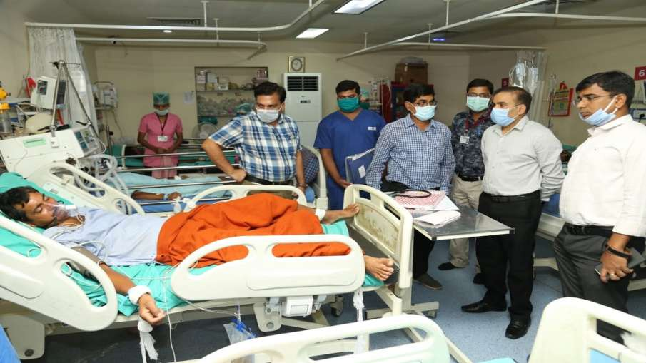 Chhattisgarh: 7 hospitalised, 3 critical after gas leak at paper mill in Raigarh- India TV Hindi