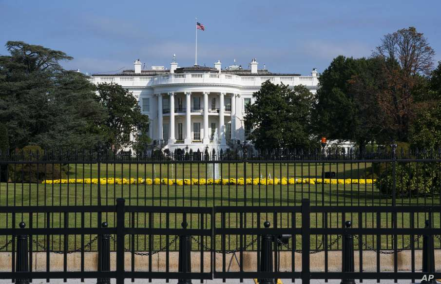 White House report blasts Chinese 'malign activities'- India TV Hindi