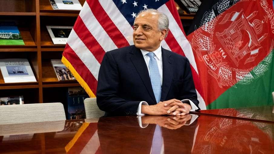 Khalilzad to travel to India, Pakistan and Qatar- India TV Hindi