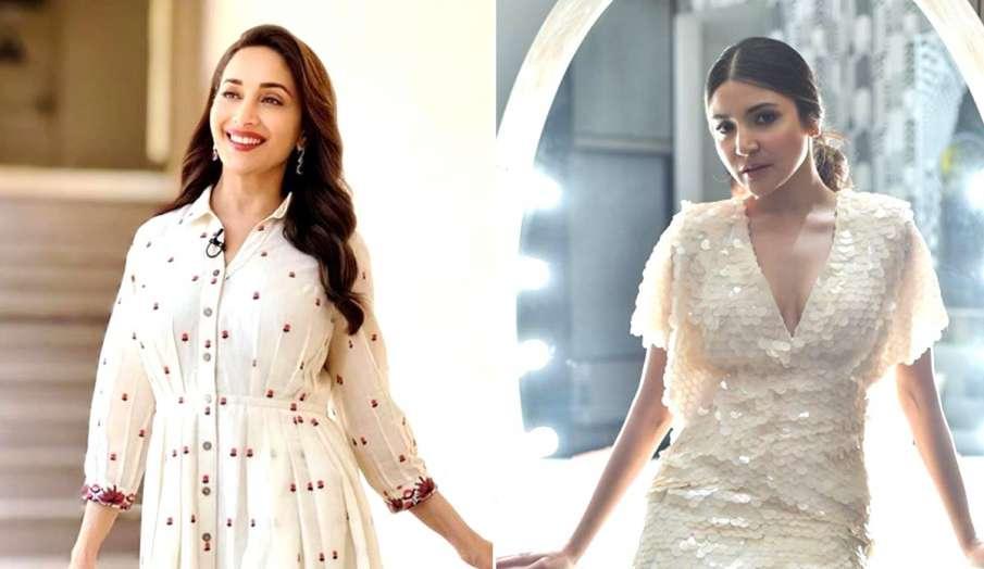 माधुरी दीक्षित और अनुष्का शर्मा सहित कई सितारोें ने लॉकडाउन में अपना टैलेंट फैंस को दिखाया- India TV Hindi