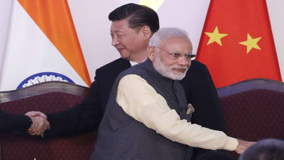 PM sends strong message to China over Ladakh face-off: India puts frontline bases of army, air force- India TV Hindi