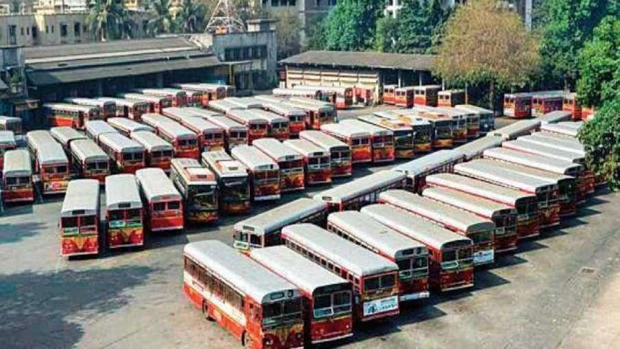 BEST buses in Mumbai- India TV Hindi