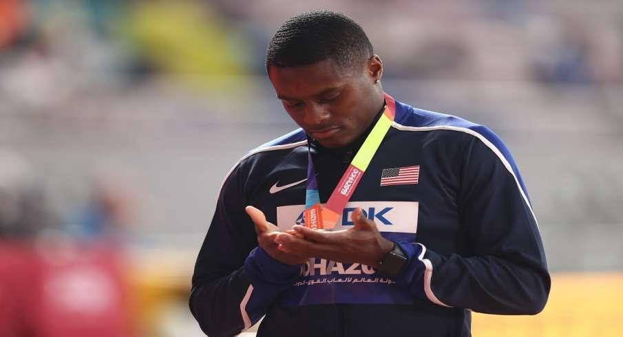 Christian Coleman, Christian Coleman suspension, Christian Coleman drug test, American sprinter Chri- India TV Hindi