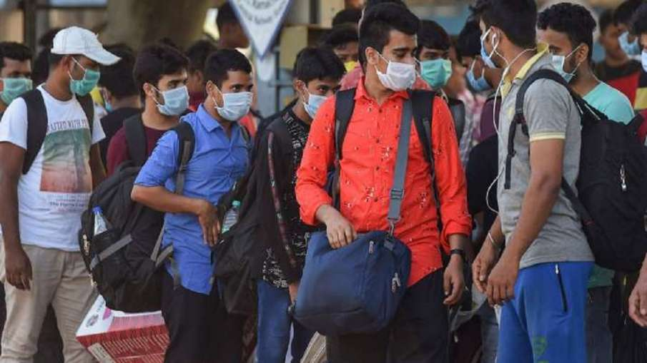 मुंबई में मास्क नहीं पहनने पर 1 हजार रुपया का जुर्माना- India TV Hindi