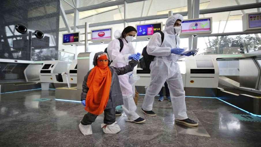 Coronavirus Latest News- India TV Hindi