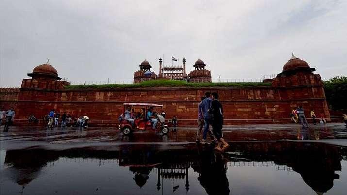 उत्तर भारत में तापमान सामान्य से अधिक, दिल्ली में जल्दी पहुंचेगा मानसून - India TV Hindi