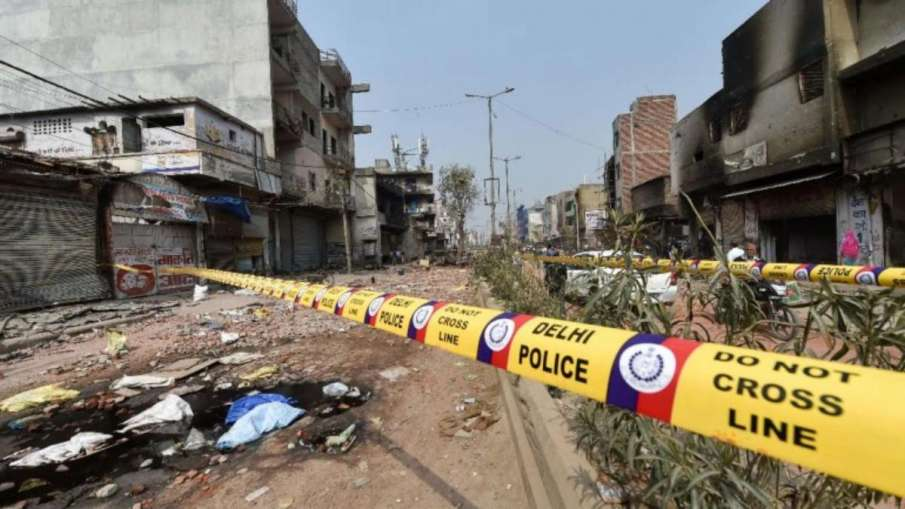 Delhi Riots: Police files 7 charge sheets before court against 39 persons in murder cases- India TV Hindi
