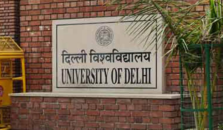 du open book exam mock test for final semester to begin...- India TV Hindi