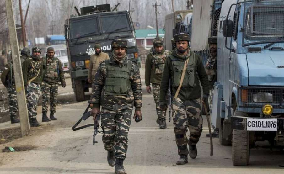 116 terrorists killed in hinterland of Kashmir valley in 6 months- India TV Hindi