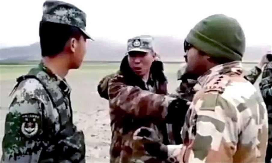 American intelligence believes 35 Chinese troops died, including one senior officer in Galwan Valley- India TV Hindi
