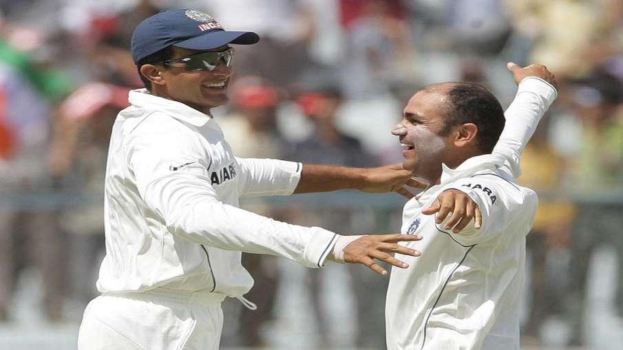 जब गांगुली ने सहवाग...- India TV Hindi