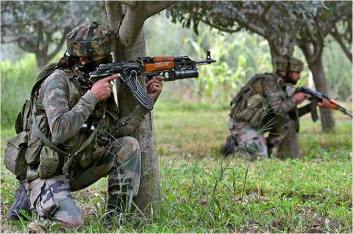 Two Pakistani soldiers including one Subedar killed in Nikial Sector by Indian Army- India TV Hindi