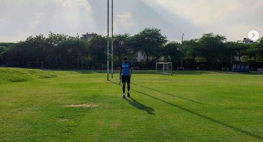 Ishant Sharma, Resumes training, Coronavirus, three-month hiatus- India TV Hindi