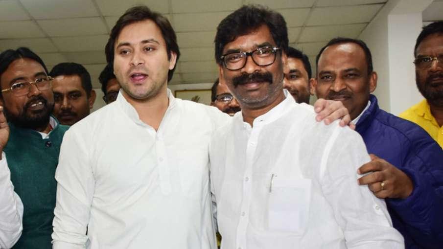 Ranchi, JMM, Bihar Polls, Mahagathbandan, Bihar assembly polls, Rashtriya Janata Dal- India TV Hindi