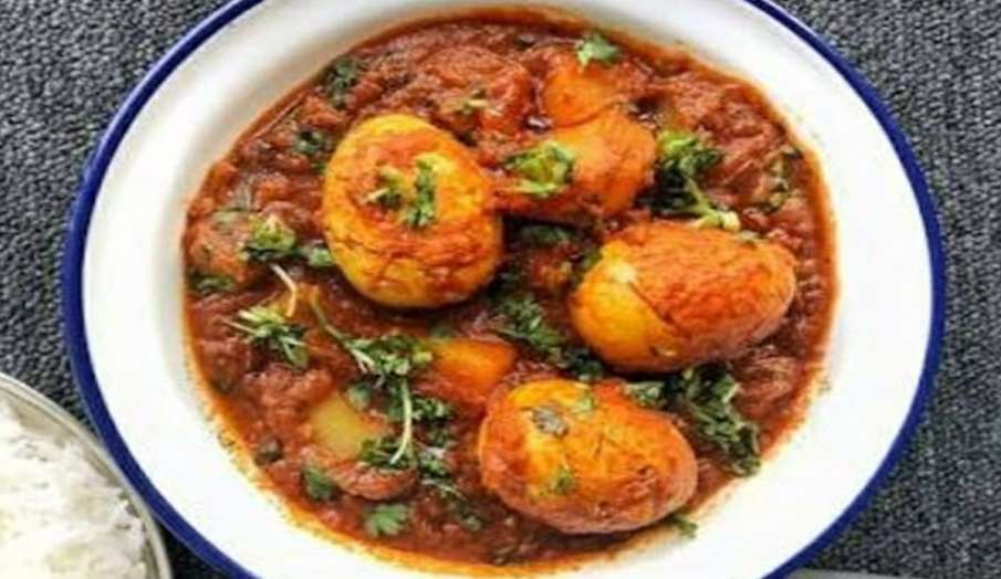 How to make egg curry in Kerala style, family fingers will be licking, this egg curry is spicy egg c- India TV Hindi