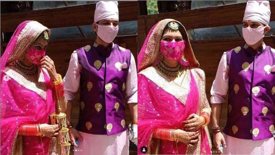 manish raisinghan and sangeita chauhaan- India TV Hindi