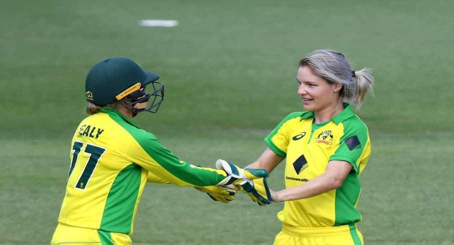 Australia, all-rounder, Nicola Carey , women's cricket, ICC- India TV Hindi