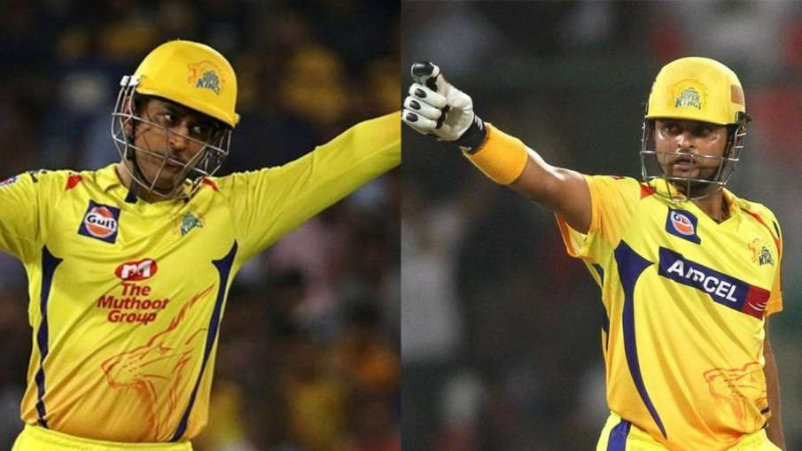 Raina praised Dhoni once again, said that he is not a friend but a mentor- India TV Hindi