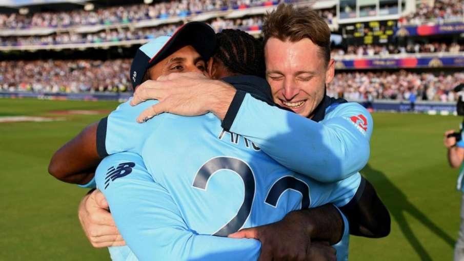 England Cricket stand against racism George Floyd- India TV Hindi
