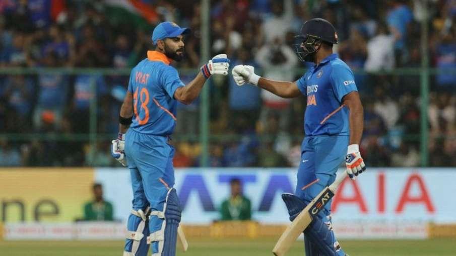 Virat Kohli, Rohit Sharma, Brad Hogg, India Cricket Team, Cricket news, India Cricket news, Kohli, R- India TV Hindi