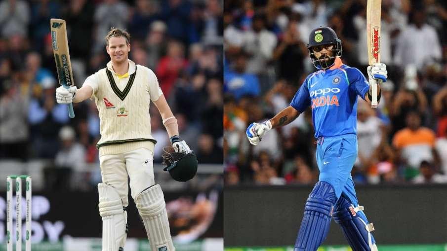 David Warner praising Virat Kohli and Steve Smith india vs australia- India TV Hindi