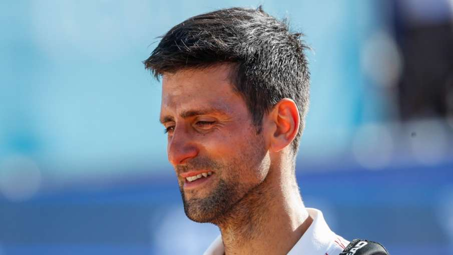 टेनिस खिलाड़ी नोवाक ...- इंडिया टीवी हिंदी
