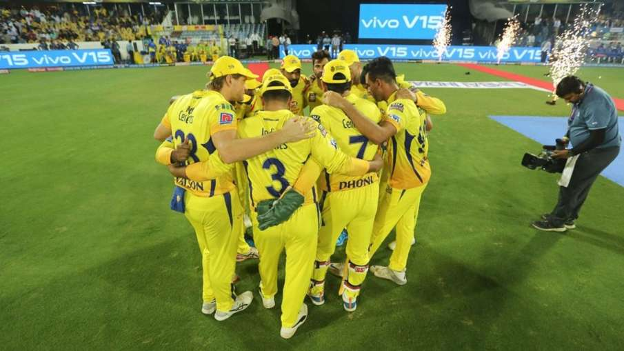 Chennai Super Kings suspended its team doctor Madhu Thottappillil for a social media post- India TV Hindi