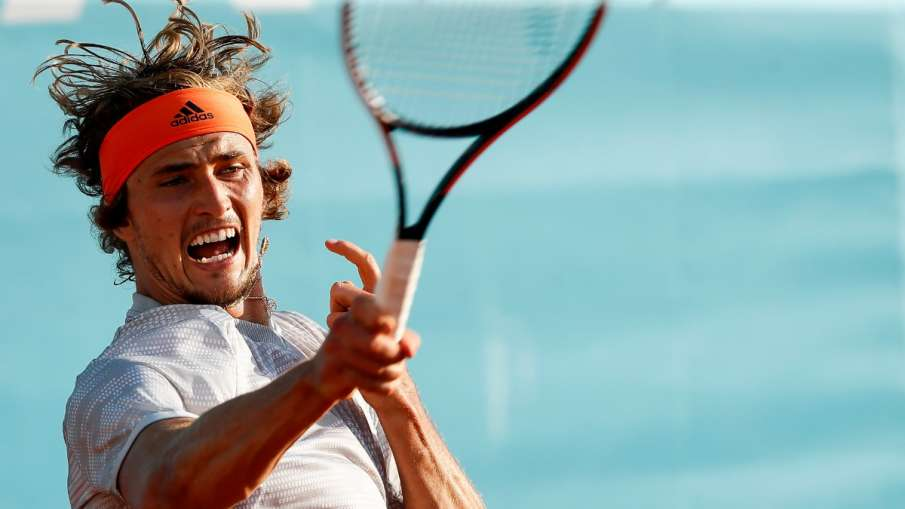 Alexander Zverev apologizes for Adria Tours seen partying days- India TV Hindi