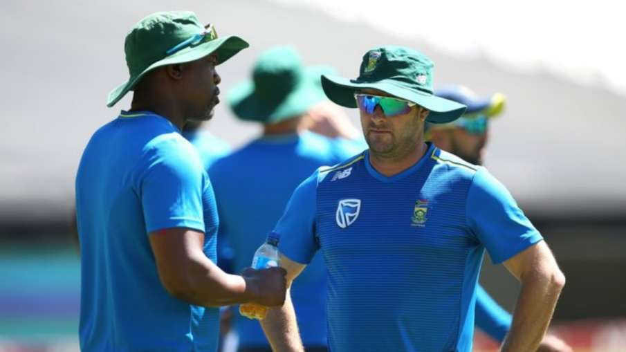 South Africa team returned to practice on the ground amidst havoc by Coronavirus- India TV Hindi