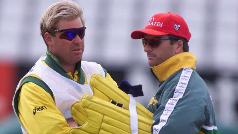 Steve Waugh and Shane Warne- India TV Hindi