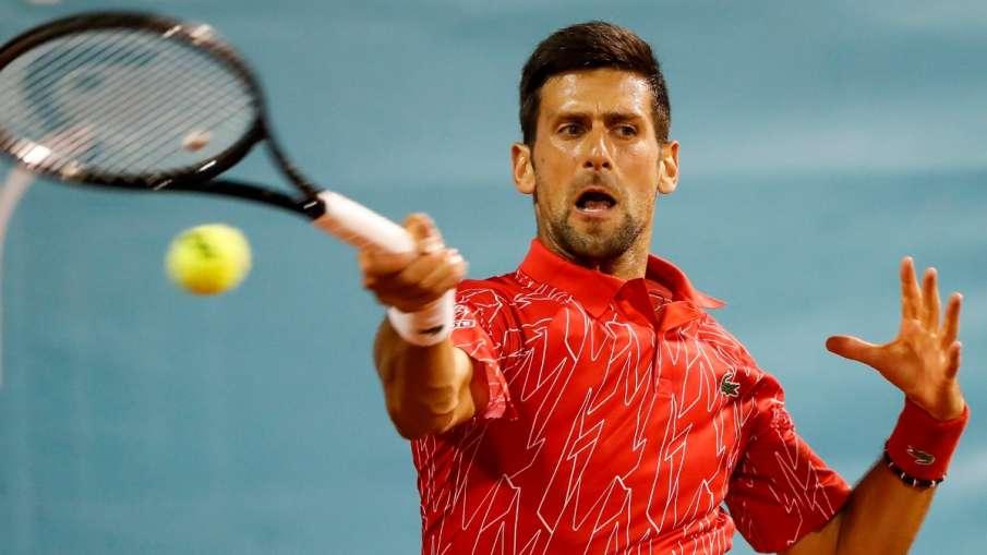 Novak Djokovic confirmed to play US Open 2020- India TV Hindi