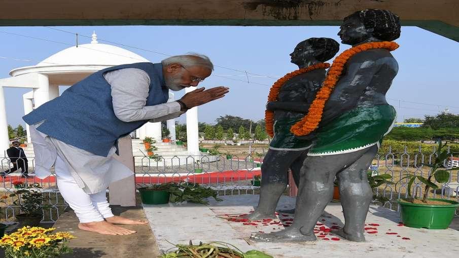 PM Modi tweet remembers historical Hul Divas Jharkhand - India TV Hindi