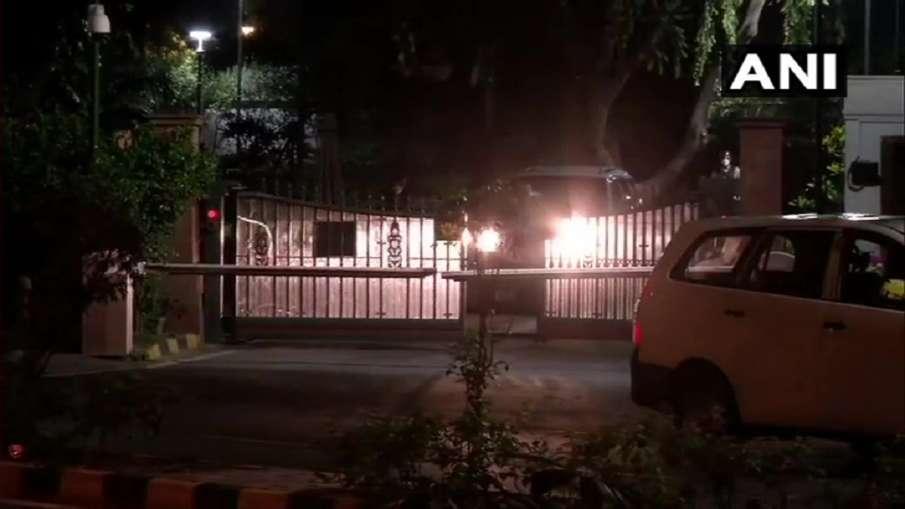 गलवान खूनी संघर्ष: पीएम के घर हुई हाईलेवल मीटिंग, रक्षा मंत्री और विदेश मंत्री भी मौजूद- India TV Hindi