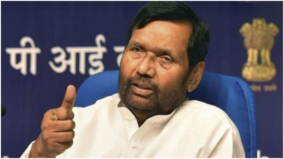 Only CBI can do justice in Sushant Singh Rajput case: Ram Vilas Paswan - India TV Hindi