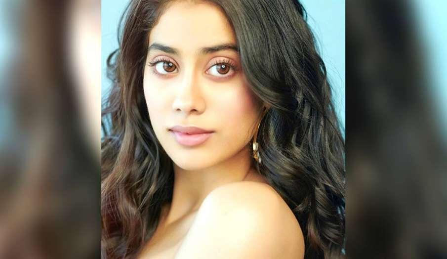 जाह्नवी कपूर ने शेयर की फोटो- India TV Hindi