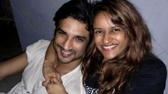 sushant singh rajput and rohini iyer- India TV Hindi