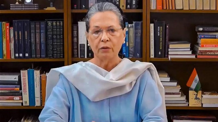 Sonia Gandhi was admitted yesterday evening and is showing satisfactory improvement: Ganga Ram Hospi- India TV Hindi