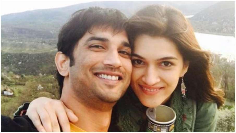 SUSHANT, KRITI- India TV Hindi