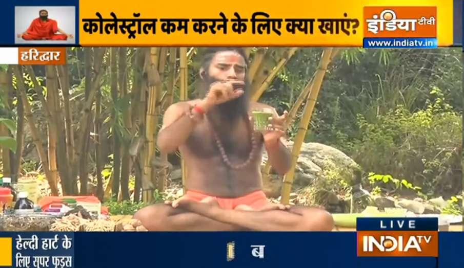 कोलेस्ट्रॉल को तुरंत कंट्रोल करेगा ये मैजिकल जूस, साथ ही जानिए अन्य घरेलू उपाय- India TV Hindi