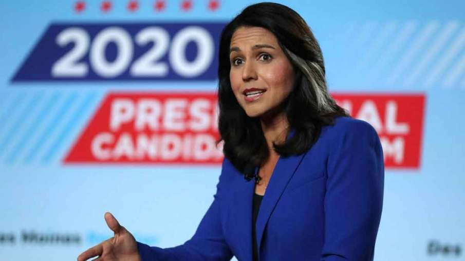Tulsi Gabbard- India TV Hindi