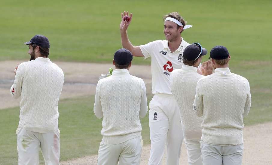 Stuart Broad's performance pleased former Australia captain, said he proved his point- India TV Hindi