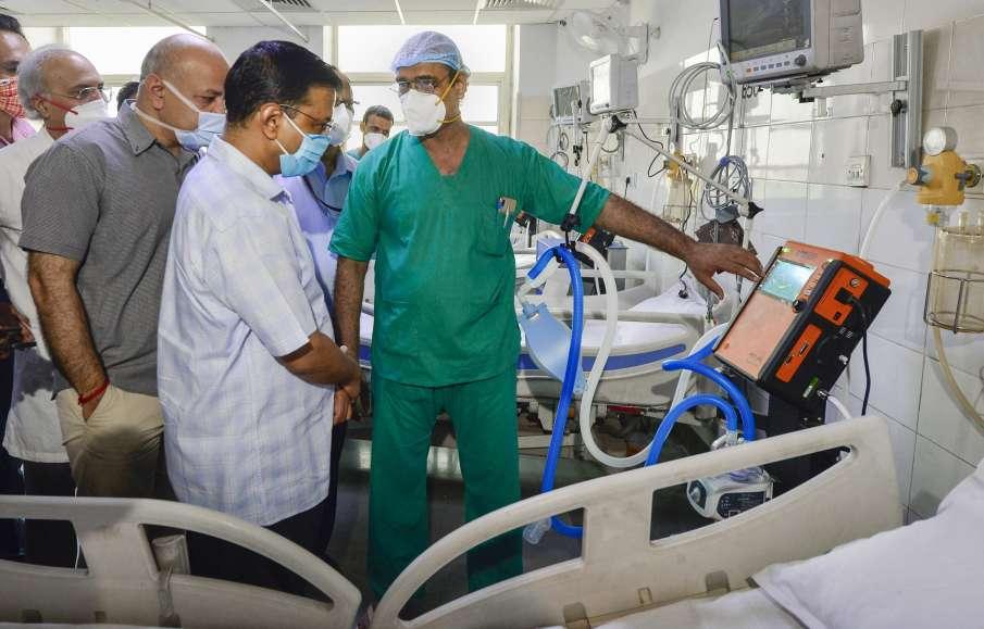 केजरीवाल सरकार का बड़ा फैसला, अस्पतालों से मुक्त होंगे अटैच किए गए होटल- India TV Hindi