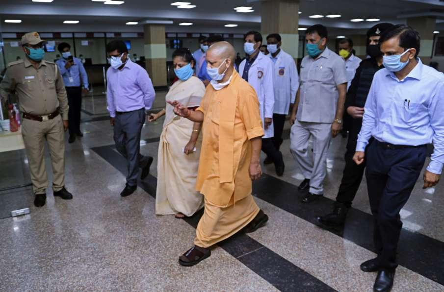 CM Yogi adityanath orders to fight covid-19 । अतिरिक्त वेंटिलेटर का आवश्यकतानुसार प्रबंध किया जाए: स- India TV Hindi