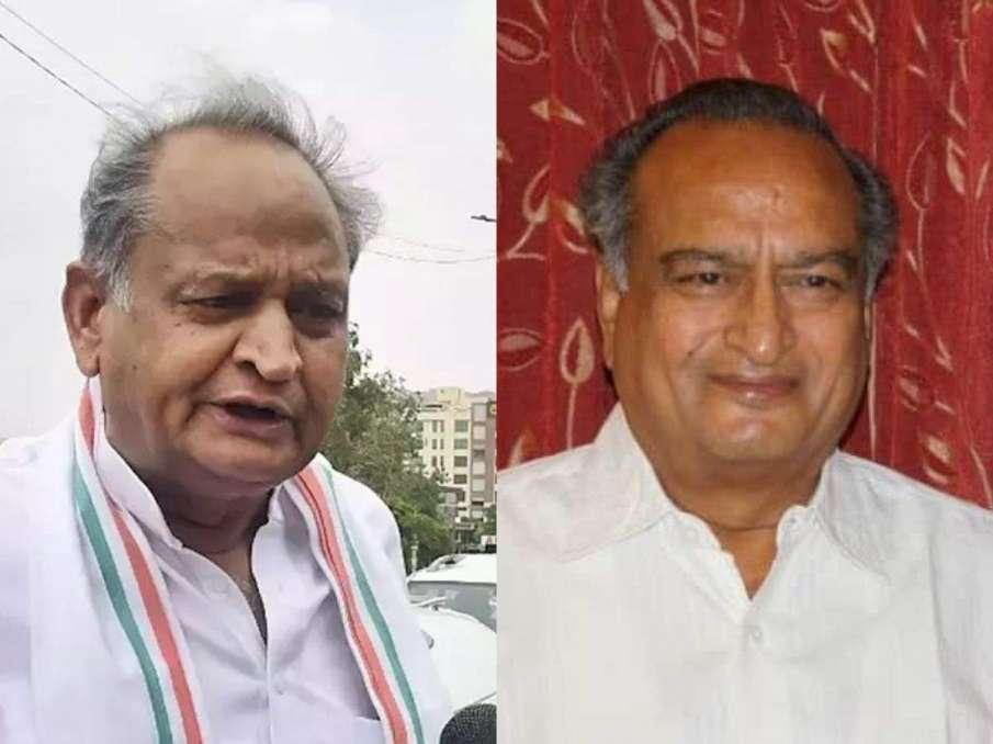 PMLA Case: ED summons Rajasthan CM Ashok Gehlot's brother Agrasain Gehlot for questioning- India TV Hindi