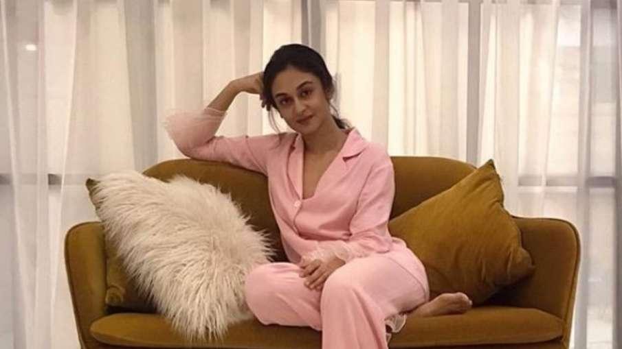 अभिनेत्री ऐश्वर्या अर्जुन की कोरोना रिपोर्ट आई नेगेटिव- India TV Hindi