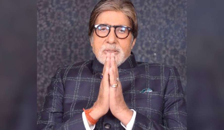 अमिताभ बच्चन ने शेयर किया हाथ से लिखा नोट- India TV Hindi