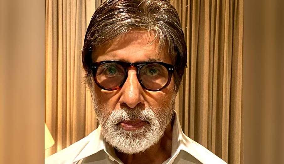 अमिताभ बच्चन ने अस्पताल में लिखी कविता - India TV Hindi